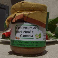 Confettura Fichi , Noci , Cannella.