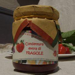 Confettura extra di Fragole.