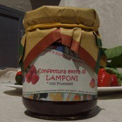 Confettura extra di Lamponi.