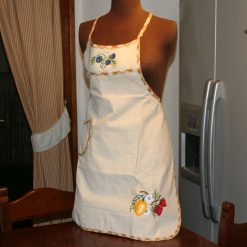 Grembiule cucina donna