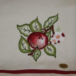 Canovaccio misto lino mela