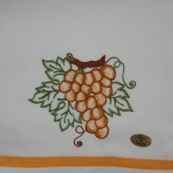 Canovaccio misto lino uva